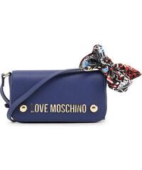 Love Moschino Dámské kabelky Crossbody JC4126PP16LV Modrá eabcdf03442