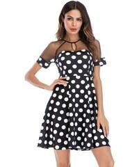 9cc3316af5ff Dámské šaty Perienta černé - černá