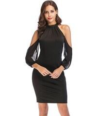 1d57d295fe85 Dámské společenské šaty Tekka černé - černá