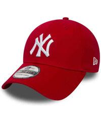 Šiltovka New Era 9Forty MLB League Basic NY Yankees Scarlet White 90245e017fe