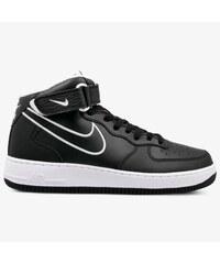 Nike Air Force 1 Mid  07 Lthr Muži Obuv Tenisky Aq8650-001 d2c80e8355c