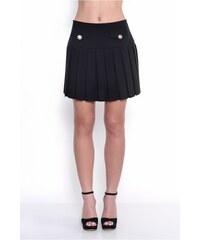 a1a7d6dd664d OXYD Čierna letná mini sukňa OX10009
