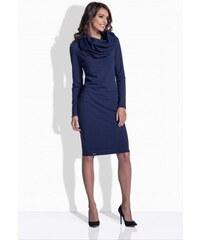 de474ab1216f Lemoniade Priliehavé dámske šaty v modrej farbe 159