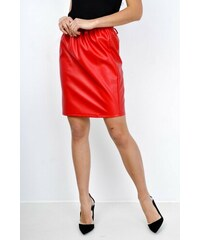 b9ad01fcc684 Rouzit Červená midi sukňa