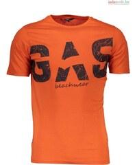 8f65814762 Gas férfi narancssárga póló WH2-GATS01LETTERS-NEW_2_ARANCIO