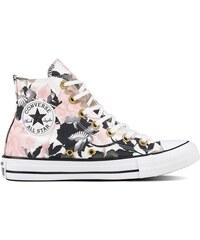 Converse barevné tenisky Chuck Taylor All Star Hi White Storm Pink Black -  37 a600e672626