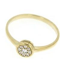 61885491a Zlatnictví U Kostela Dámský zlatý prsten 1324