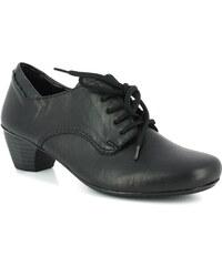 Rieker női bőr nagassarkú cipő af42704a3a