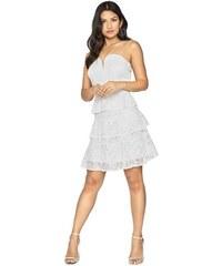 LITTLE MISTRESS Luxusní krajkové mini šaty f4b275ae7a
