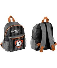 Paso Football Orange 1 rekeszes kis hátizsák a812bc55e5