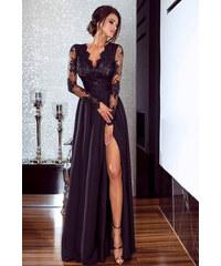 a870e806518 EMO Čierne šaty Luna