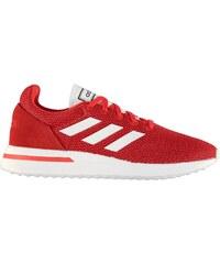 2d50d5fc3161 adidas Run 70s pánské Trainers Red White