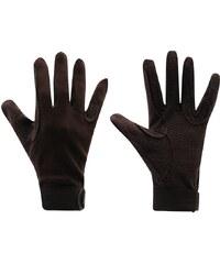 ff575eb8a Requisite Cotton Grip Riding Glove Ladies Brown