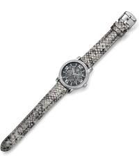 Dámské hodinky s krystaly Swarovski Oliver Weber Vigo Leopard Silver 65044- SIL 17d5400bf0c
