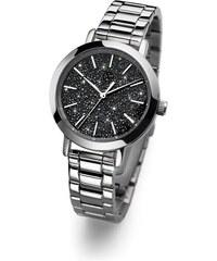 Dámské hodinky s krystaly Swarovski Oliver Weber Turku Steel Silver 65047- SIL 32610db3156