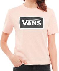 Tričko Vans Boom Boom Boxy rose cloud 5e6352c49b6