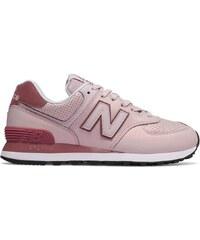 New Balance růžové dámské boty - Glami.cz dc27d7e1a09