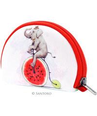 Santoro neoprén kozmetikai táska Fruity Scooty Elephant 2d0d7d349d