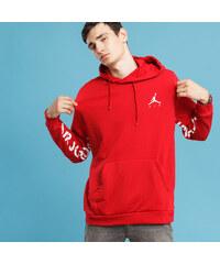 Jordan červené pánské oblečení - Glami.cz 47b44211a4e