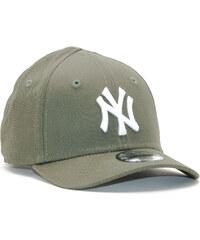 de38804d6d4 Dětská Kšiltovka New Era League Essential Kids New York Yankees 9FORTY  Toddler New Olive White