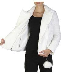 Bílé dámské bundy a kabáty s dopravou zdarma - Glami.cz 9b5570e10c
