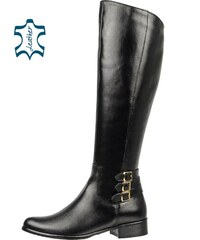 9024cc39268b ... kolená DCI029 Angel. Detail produktu. OLIVIA SHOES Čierne elegantné  čižmy K775-713