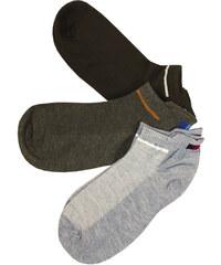 Pesail Bamboo zdravotní kotníkové ponožky - 3páry - Glami.cz e63cd62496