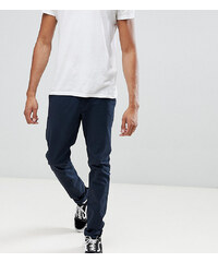 6f2b922762 Farah Elm slim fit chino in navy Exclusive at ASOS - Navy