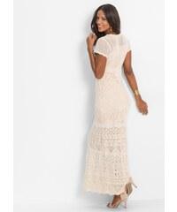 bonprix Pletené šaty ee6c368618d