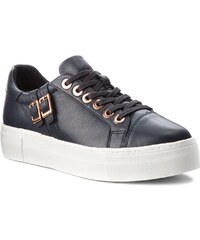 Sportcipő TAMARIS - 1-23715-21 Navy Leather 848 cc1b6363a5