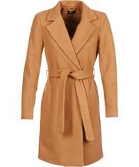 5d415a53d968 Hnědé dámské bundy a kabáty