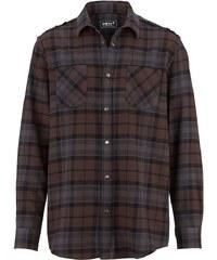 f0f218aa718d Men Plus Flanelová košile