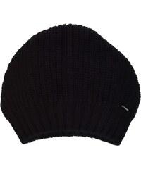 20687e691247e BOSS Finja, Bonnet Femme, Noir (Black 001), Unique (Taille Fabricant