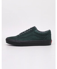 Vans Old Skool (Black Outsole) Darkest Spruce  Black 18029df610