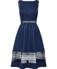 165dee4bf8ac Chi Chi London Kokteilové šaty Modré