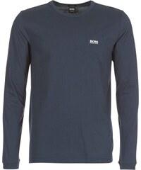 f09f1a775b8 Pánské tričko Hugo Boss s dlouhým rukávem - navy