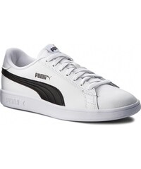 Sportcipő PUMA - Smash V2 L 365215 01 Puma White Puma White 85015fac17