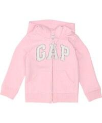 319103f01d GAP Mikina s kapucí růžová   bílá