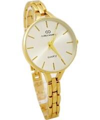 Dámské hodinky Giorgio Dario Thine zlaté 591D e6608fd82e1