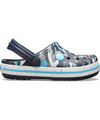 Crocs Crocband Camo Spec Clog - Blue Camo C10 - vel.27 ee69728c60
