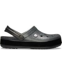 Crocs Crocband Glitter Clog - Black M4W6 - vel.36 287a66b64f