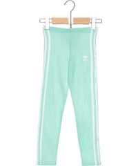 adidas Originals 3-Stripes Legíny děstké Modrá Zelená 416c766623