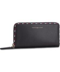 817f4d16e3 Nagy női pénztárca TOMMY HILFIGER - Classic Leather Lar AW0AW05756 413