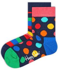 Happy Socks Ponožky dětské 2 páry Vícebarevná d969a0f215
