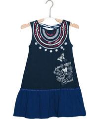 E plus M Dievčenské šaty Frozen - bielo-modré - Glami.sk 9684a3ff3f3