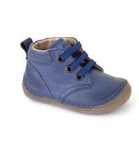 b7f135f9e25 Froddo G1160001 modré Barefoot dětské bačkůrky - Glami.cz
