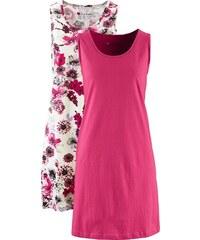 b8e0771ab8e6 bonprix Žerzejové šaty (2 ks)