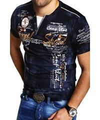 Behype Pánské tričko P-CAROY model R-2878 b5a6a24b20