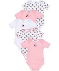 0b5543bc74 Egyéb márka Minnie fehér-rózsaszín body szett