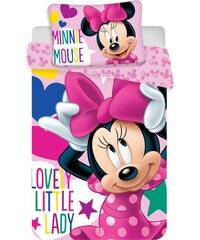 4e8b931590 Disney Minnie és Mickey ágyneműhuzat Paris 140x200cm 70x90cm - Glami.hu